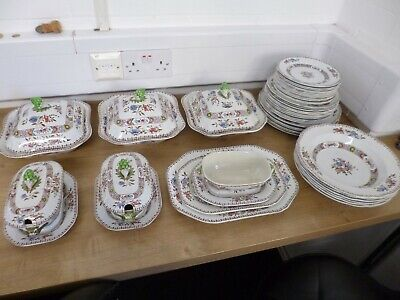 Antique 1900's Copeland Spode 'Nigel' For Waring & Gillow Dinner Set Pieces • 25£