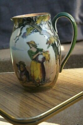 Royal Doulton The Gleaners Jug • 39.99£