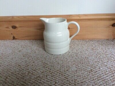 Lord Nelson Pottery Large Vintage Cream Jug Original 1930's • 15£