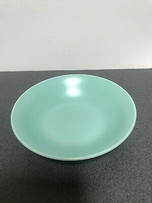 Poole Twintone Ice Green Bowls 7 1/2 Inches • 10£