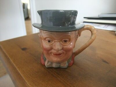 Marvellous Vintage Character Jug By Beswick Mr Pickwick • 1.99£
