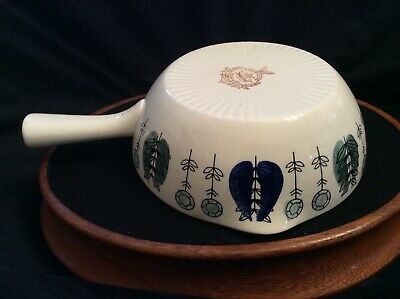 Egersund Norway Pottery Serving Bowl Sauce • 18£