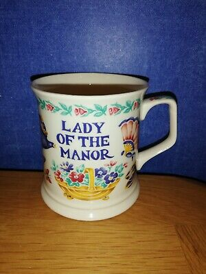 Stoneware Mug  Lady Of The Manor  By Past Times • 4£