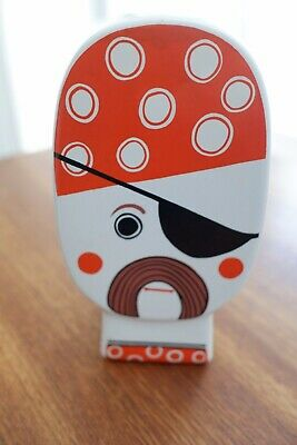 VINTAGE CARLTONWARE MONEY BOX - PIRATE - Retro 1960s - • 27£