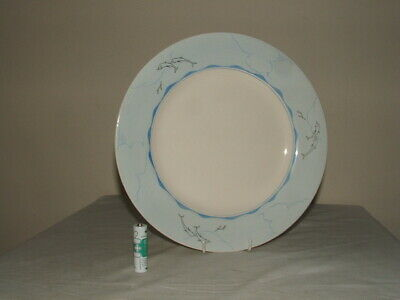 Clarice Cliff Bizarre Art In Industry W.robbins Dolphins Dinner Plate Stunning • 9.99£