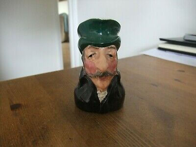Toby Character Jug  The Colonel By Kelsboro Ware Hand Painted • 1.99£