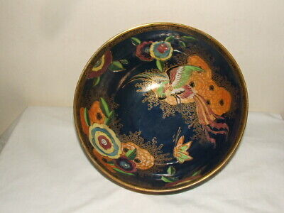 Carlton Ware Art Deco Chinese Bird In Cloud Fruit Bowl Stunning & What A Find  • 49.99£