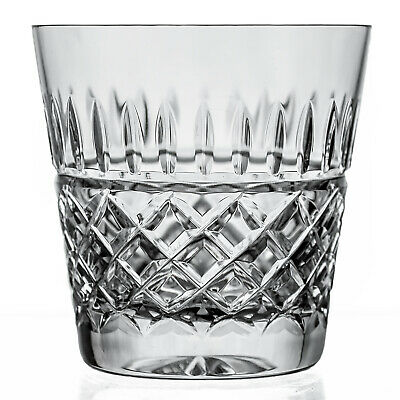 Galway Rathmore Double Old Fashioned Whisky 10 Fl Oz Glass • 6.99£
