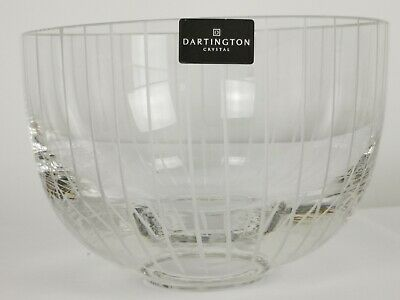 DARTINGTON Crystal  Handmade By Craftsman • 17£
