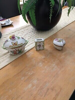 Herend Hungary Porcelain • 180£