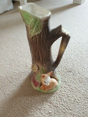 Eastgate Pottery Fauna Tall Vase (961) • 2£