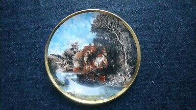 Lord Nelson Pottery The Valley Farm Plate • 2.30£