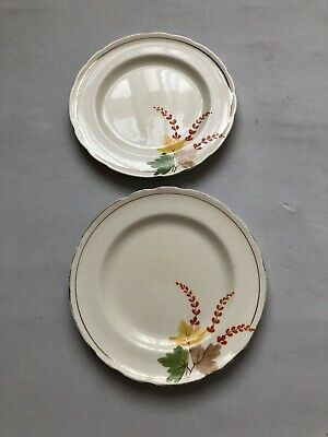 Delphine China 2 Side Plates • 2.90£