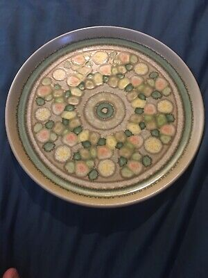 Reflections Franciscan Dinner Plate Excellent Condition • 3£