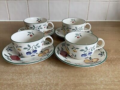 Royal Stafford Toscana - 4 X Cups And Saucers • 20£