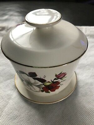 Beswick Vintage  Floral Lidded Jam Pot( 1968 )Model No 9855 • 0.99£