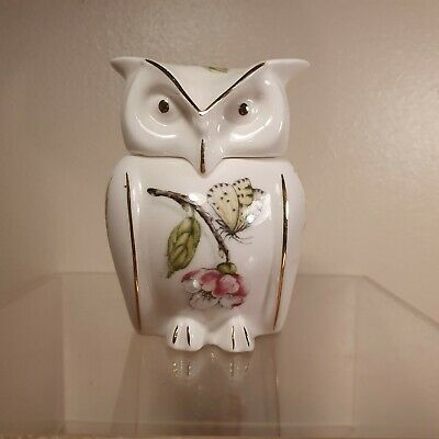 Aynsley Pottery Owl Natures Delights • 0.99£