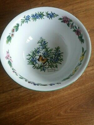 Royal Worcester Herbs Rosemary - Fruit/Salad/Serving Bowl • 10£
