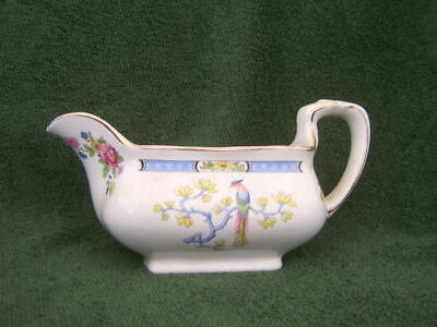 Lord Nelson.   Pottery T'sing     Vintage. Gravy Boat   • 16£