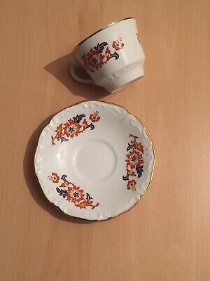 Ridgway Ironstone Blenheim Cup And Saucer • 1.99£