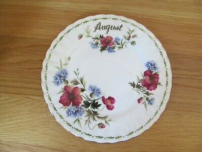 Royal Albert Side Plate Flower Of The Month August Poppy 1st Quality  • 9.99£