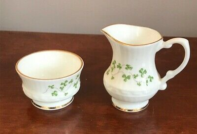 Royal Tara Hand Made In Galway Ireland Jug And Bowl • 3.25£