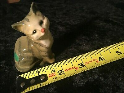 Vintage 3  Beswick England Kitty Cat Figurine Statue Perfect Condition W/label • 11.70£