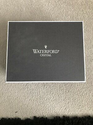 Set Of 2 Waterford Crystal Connoisseur Gold Glasses • 13£