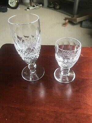 Waterford Crystal Colleen Champagne Sherry Glass • 12£