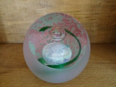 Rare Caithness Eve Limited Edition / Numbered Glass Paperweight • 19.99£