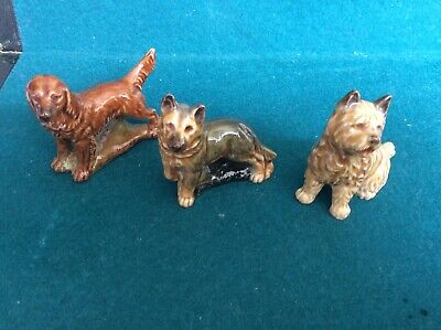 Wade Mother Cairn, Red Setter And Alsatian From The Dogs And Puppies Series • 15£