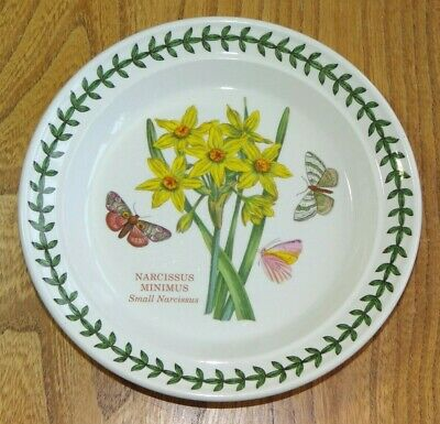 Portmeirion SMALL NARCISSUS Plate Tea Or Side NARCISSUS MINIMUS • 8.95£