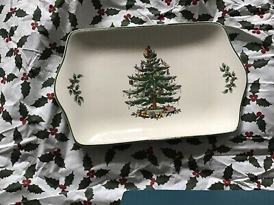 Spode Christmas Plate Ideal For Santa's Mince Pies • 3£