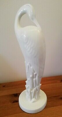 RARE Doulton 'IMAGES OF NATURE' Series HERON Bird Entitled 'PATIENCE' ~ HN 3533 • 30£