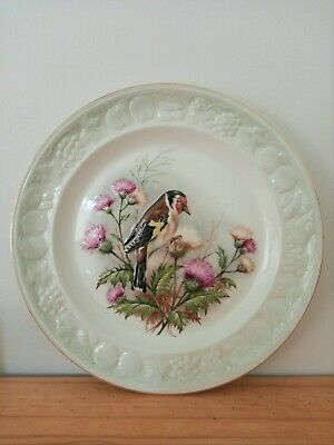 Royal Worchester Plate Goldfinch  • 9.99£