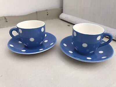 T G Green Blue Domino Espresso • 15£