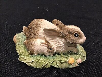 John Beswick Studio Sculptures The Country Side Series Rabbit Ornament • 1.99£