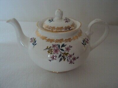 Royal Grafton Teapot  Floral Spring Pattern  Excellent Condition • 38.75£