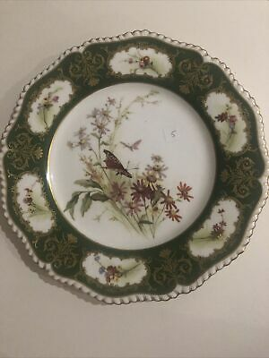 Royal Worcester Plate • 30£
