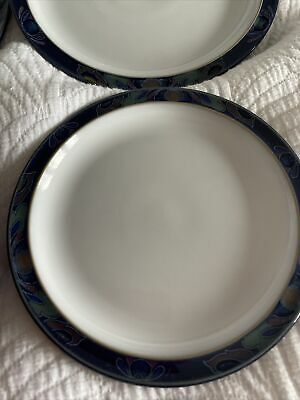 Denby Baroque Small  Side Plates • 7£