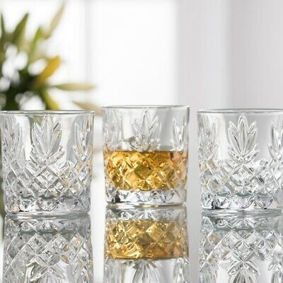 Galway Crystal Renmore DOF Set Of 4 Glasses Gift Boxed  • 24.99£