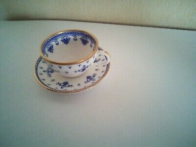 Spode Miniature Cup And Saucer • 10£