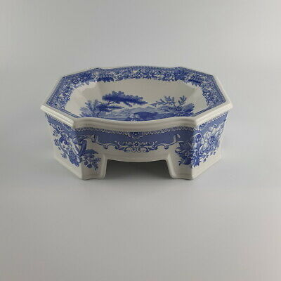 Rare SPODE The Signature Collection Dog Bowl Aesop's Fables Limited Edition VGC • 170£