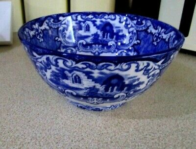 Handsome George Jones & Sons Abbey 1790  Large Footed Bowl  • 19.99£