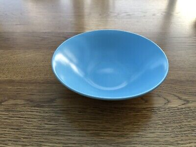 Poole Pottery, Sky Blue Cereal Bowl • 1.99£