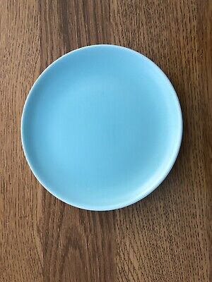 Poole Pottery Small Side Plate Ice Green  • 1.50£