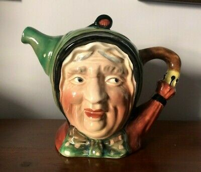 Vintage Beswick Ware Teapot Sairey Gamp No 691. Made In England. • 1.90£