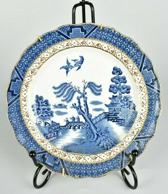 Booths; A Real Old Williw A8025 Bread & Butter Plate • 2.50£