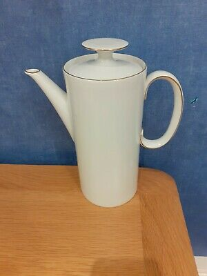 Thomas China Thin Gold Band Coffee Pot ,Approx 22cm Tall.  • 10£