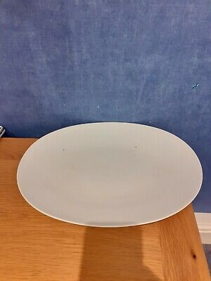 Thomas China White Platter • 10£